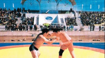 II Спортивные игры народов Якутии