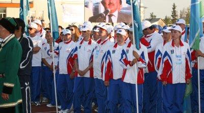 IV Спортивные игры народов Якутии